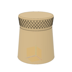 Boite a vis.png Download free STL file Box with screw thread • 3D printing object, jttassin