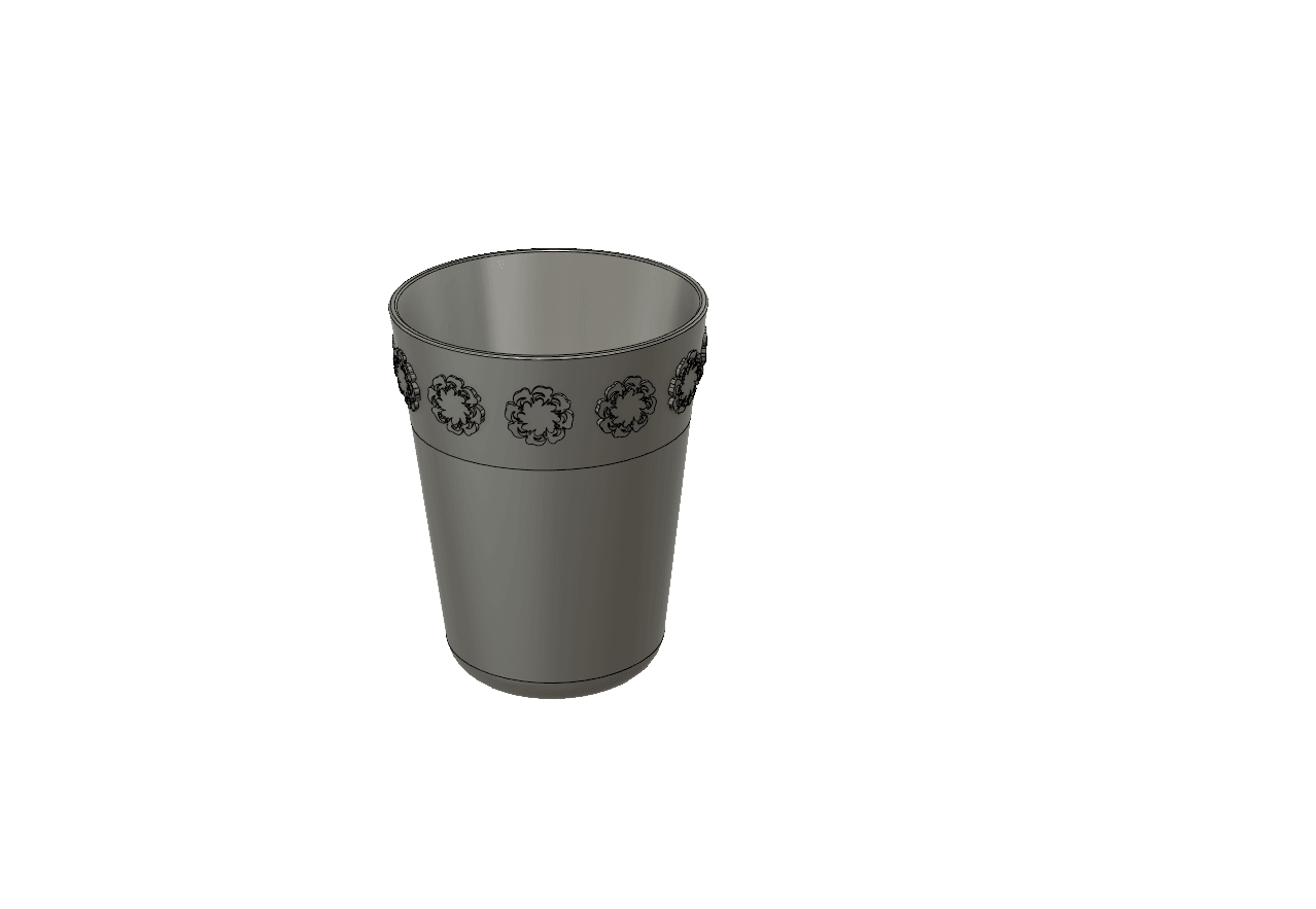 gobelet .png Download free STL file Toothbrush cup • Template to 3D print, jttassin
