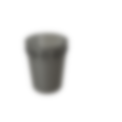 Gobelet .stl Download free STL file Toothbrush cup • Template to 3D print, jttassin