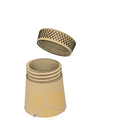 Boite a vis2.png Download free STL file Box with screw thread • 3D printing object, jttassin
