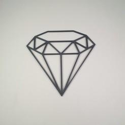 20200215_175007-01.jpeg Télécharger fichier STL Moule géométrique 2D en diamant et résine • Design pour impression 3D, Slimprint