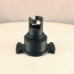 20200815150349_IMG_5808-01.jpeg Download STL file Zodiac Inflatable Boat, Air Lid/ Screw Cap/ Pump Nozzle • 3D printable template, Slimprint
