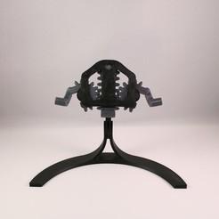 Télécharger fichier impression 3D Support de téléphone mécanique, Slimprint