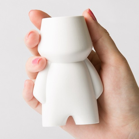 Download free 3D printing templates Filla Fella, Fillamentum
