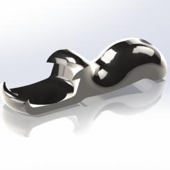 Décapsuleur.PNG Download free STL file Bottle opener • Object to 3D print, blassyou