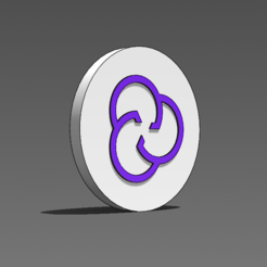 Free 3D model Cults 2019 Token, blassyou