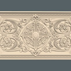 vstavka.jpg Download free STL file cnc renaissance decoration art • Object to 3D print, STLmodelforfree