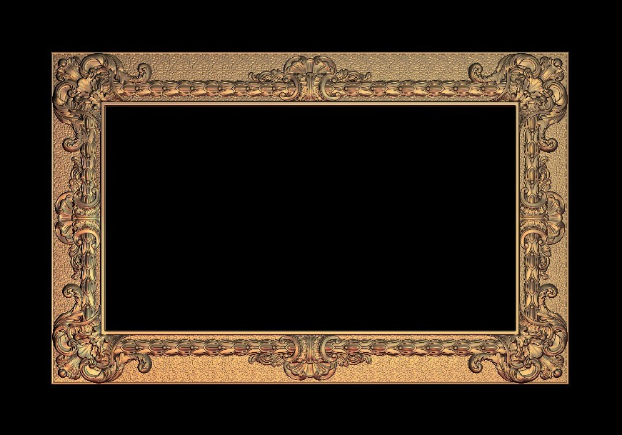 20.jpg Download free STL file frame art cnc • 3D printing model, STLmodelforfree