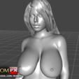 Download 3D printer model Bridgette B the Porn Busty Doll - Printable, ROMFX