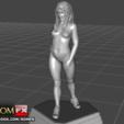 3D printer models Kayla Marie - Teen Porn Actress 3d Figure Printable, ROMFX