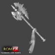 Descargar archivos STL Figura de Acción de Impresión 3D RED SONJA, ROMFX
