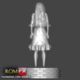 Download 3D printer model Samara The Ring - Horror Figure Printable, ROMFX