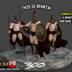 Download 3D printer model 300 from Sparta - Complete full kit printable - Must get this, ROMFX