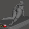 3D printer files Spicy J - Dildo Anal Action Lesbian Porn 3D Printable Figure, ROMFX