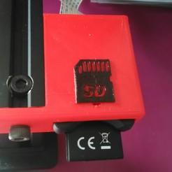 Descargar archivos STL gratis SOPORTE DE TARJETAS SD para ALFAWISE U30, DoBerT42
