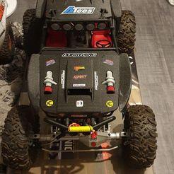 Télécharger plan imprimante 3D axial wraith kit baja, antho57440
