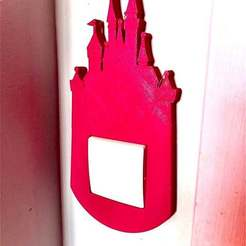 Imprimir en 3D gratis Cubierta del interruptor de Disney tipo Legrand, Pierrolalune63