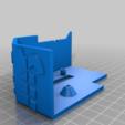 CoverMiddle.png Download free STL file Artillery Sidewinder X1 Cover Set • 3D printer design, helmuteder