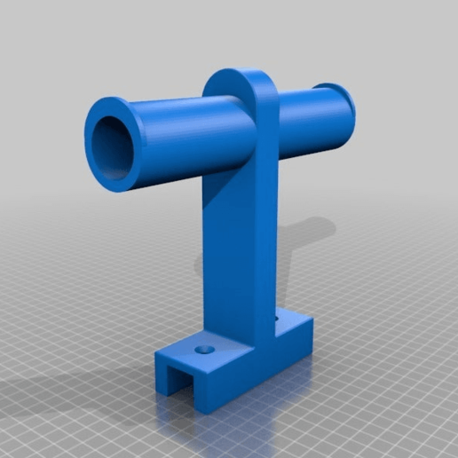 2f3dc83d92bed934302aee9707699bf0.png Download free STL file Double Spool Holder • 3D printable object, helmuteder