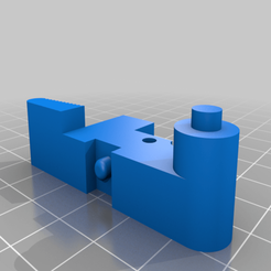 Idler_Lever_Upgraded_v4.png Download free STL file Artillery Idler Leveler • 3D printer template, helmuteder