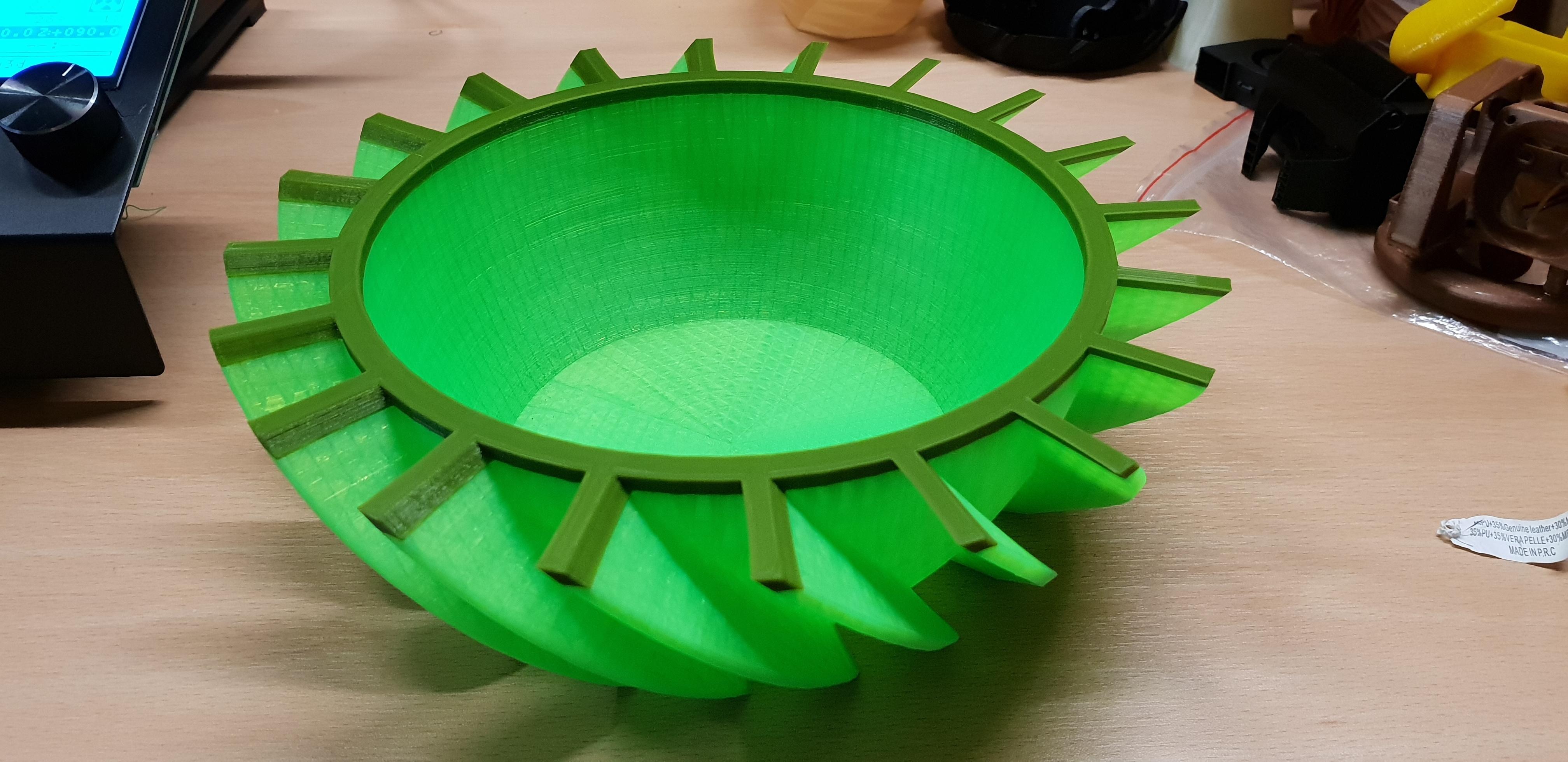 Fruit_Bowl1_1.jpg Download free STL file Fruit Bowl • 3D printable object, helmuteder