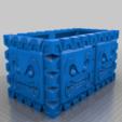 2x_Thwomp.png Télécharger fichier STL gratuit La grande planteuse Thwomp • Objet imprimable en 3D, helmuteder