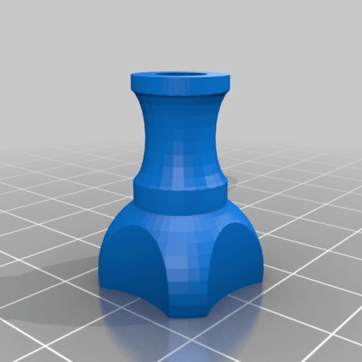 Download free STL file GoPro 25mm Screw • 3D printable design, helmuteder