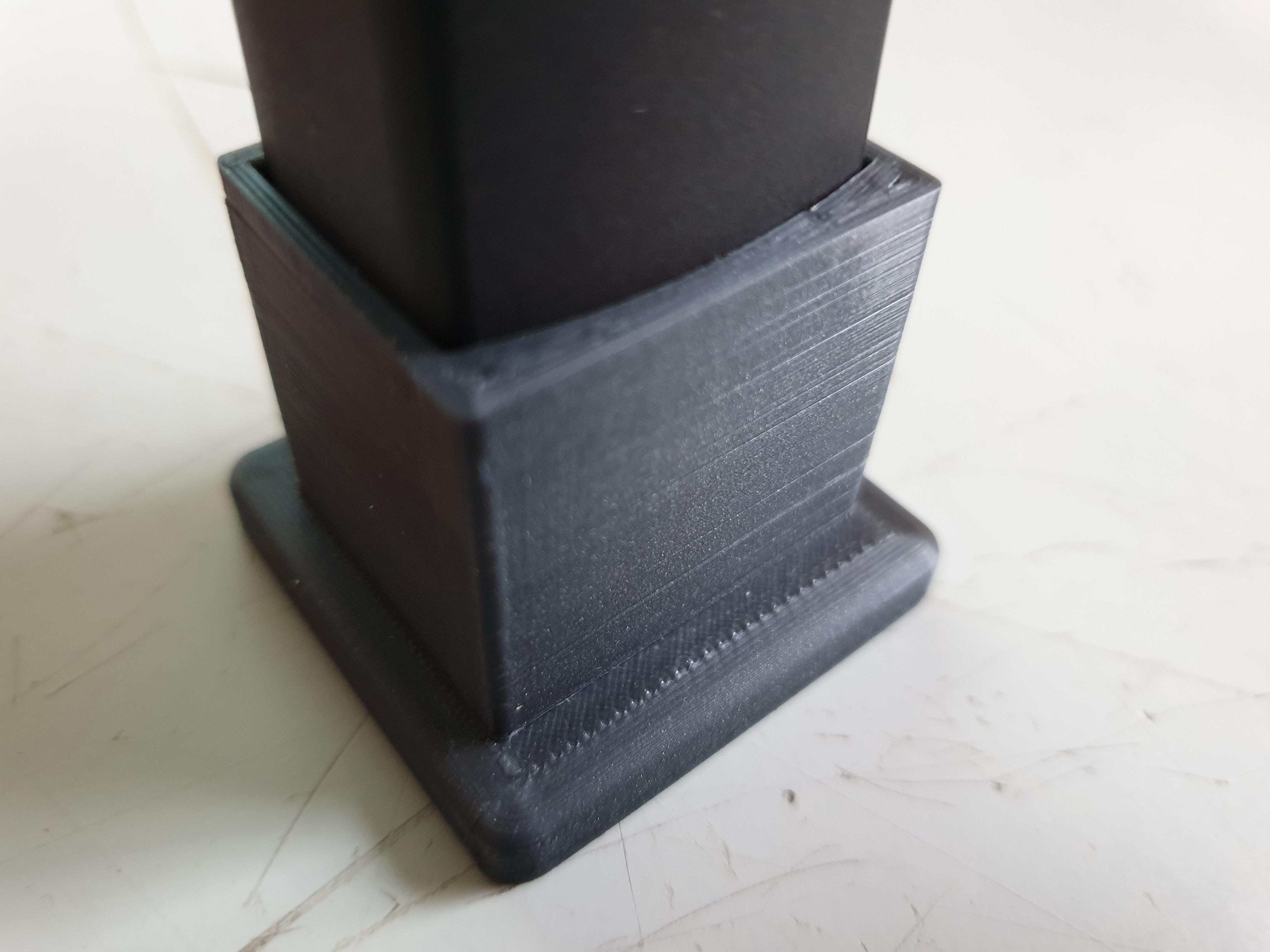 20200216_164539.jpg Download free STL file DJI Osmo Pocket Stand • 3D print design, helmuteder