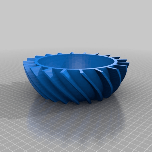 8eb3e48343c4ce725d2fc15dbab0f911.png Download free STL file Fruit Bowl • 3D printable object, helmuteder