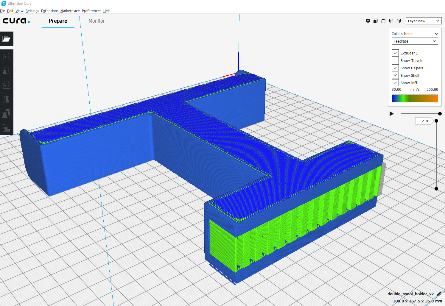 2019-08-09_18_07_19-Window.png Download free STL file Double Spool Holder • 3D printable object, helmuteder