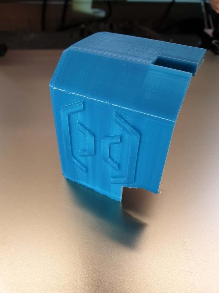 20200607_115703.jpg Download free STL file Artillery Sidewinder X1 Cover Set • 3D printer design, helmuteder