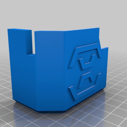 CoverLeft.png Download free STL file Artillery Sidewinder X1 Cover Set • 3D printer design, helmuteder