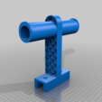 Download free 3D print files Double Spool Holder, helmuteder