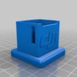 Download free 3D printer templates DJI Osmo Pocket Stand, helmuteder