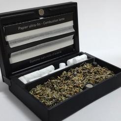 IMG_20201202_091942.jpg Télécharger fichier STL gratuit Shinra Tabacco Box • Plan à imprimer en 3D, Archa91