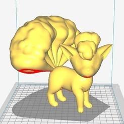 Télécharger fichier imprimante 3D gratuit alolavulpix, 3DN