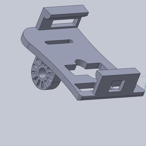 Imprimir en 3D gratis Holder Nintendo Switch MK1 Beta free, mmiranda11117