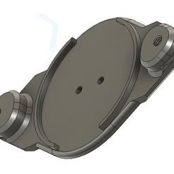 Base_1.jpg Télécharger fichier STL Ryobi RAC155 like Tête porte lames pour coupe-bordure • Modèle à imprimer en 3D, jfperegat