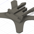 Download free 3D printing files GoPro clip mount, Nabla