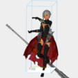 Download free 3D printing designs SINoALICE composite, printable, HARZLabs