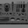 Download free 3D printing designs HARZ Labs Test, HARZLabs