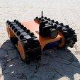 Free 3D model Micro FPV Tank - Inspired By Tiny Trak, janikabalin
