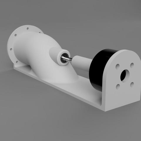 bda6b92351179559a0f32e5415062779_display_large.jpg Download STL file Water Jet Propulsion System • 3D print template, janikabalin