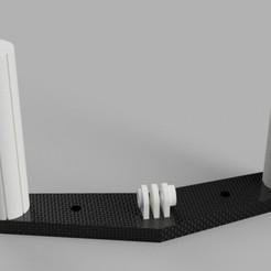 Impresiones 3D gratis Mango de la cámara Gopro, janikabalin