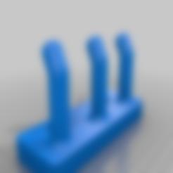 screw_cap.stl Download free STL file Hanger • 3D printing object, bofl