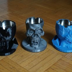 Download free 3D printing models ashtray, bofl