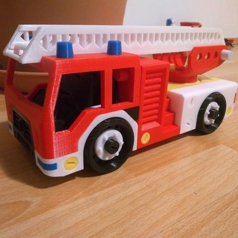 Pompiers De Camion De Pompiers Camion Jouet Camion Camion De Jouet Pompiers Jouet De wmvN8n0
