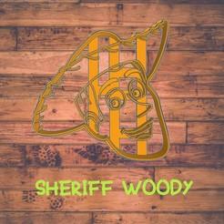 Diseño sin título-7.jpg Télécharger fichier STL Woody cookie cutter / cortador de galleta de woody • Objet imprimable en 3D, ToolBoxCorp