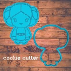 Diseño sin título-3.jpg Download STL file doll cookie cutter / muñeca cookie cutter • 3D print object, Cutkie