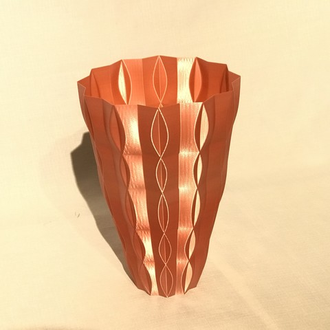 IMG_5070.JPG Download free STL file 2 vases (sixties vase and sixties v2 vase)  • Model to 3D print, Brithawkes